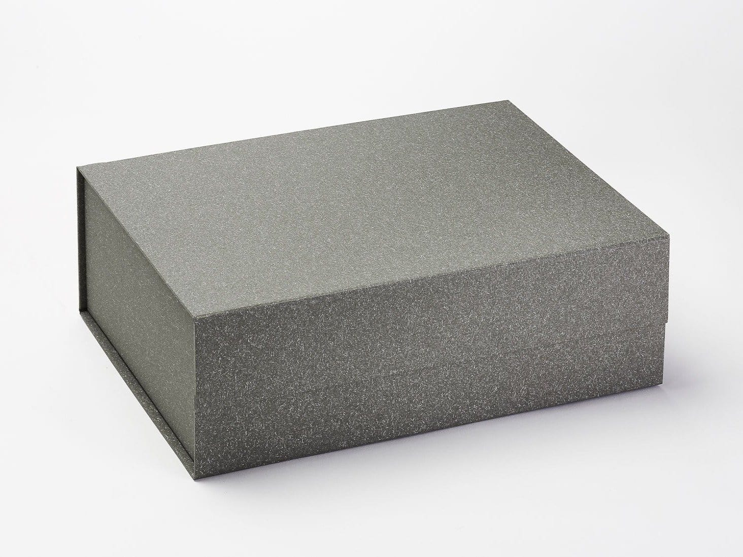 Naked Grey A4 Deep Luxury Folding Gift Box Sample