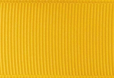 Sample Maize Grosgrain Ribbon for Slot Gift Boxes