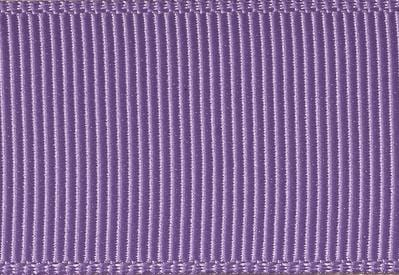 Hyacinth Lilac Grosgrain Ribbon for Slot Gift Boxes