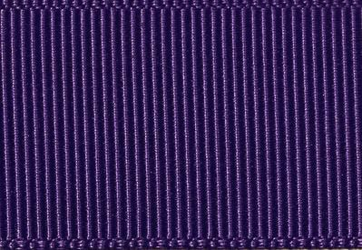 Regal Purple Grosgarin Ribbon for Slot Gift Boxes with Changeable Ribbon