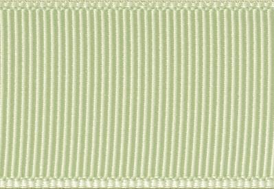Seafoam Green Grosgrain Ribbon Sample for Slot Gift Boxes with Changeable Ribbon