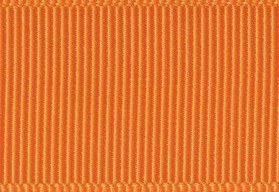 Tangerine Grosgrain Ribbon for slot Gift Boxes with Changeable Ribbon