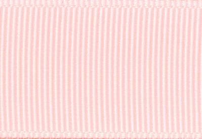 Powder Pink Grosgrain Ribbon Sample for Slot Gift Boxes with Changeable Ribbon