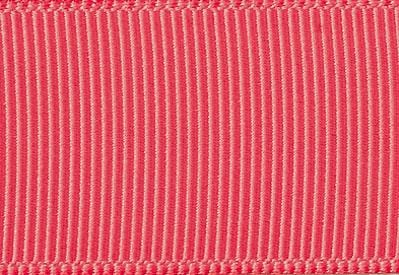 Watermelon Grosgrain Ribbon inspired by Pantone Living Coral