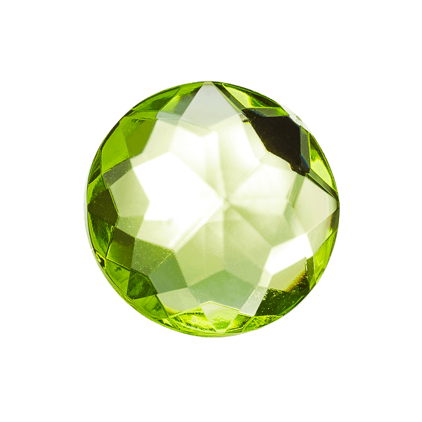 Peridot Decorative Gift Box Closure from Foldabox