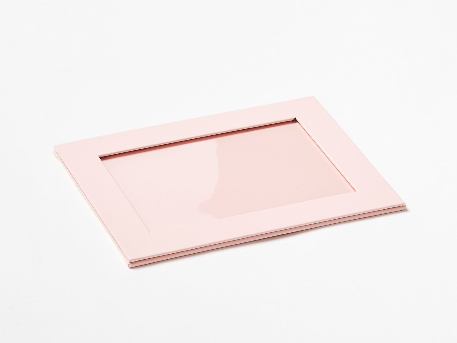 Pale Pink Photo Frame