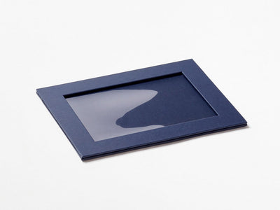 Sample Navy Blue Photo Frame