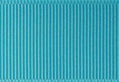 Foldabox UK Misty Turquoise Grosgrain Ribbon