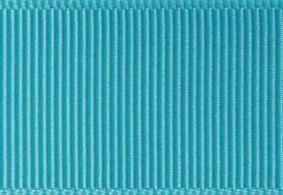 Misty Turquoise Grosgrain Ribbon for Slot Gift Boxes with Changeable Ribbon