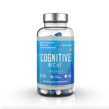 niche-nutrition - Cognitive Niche - Supplement