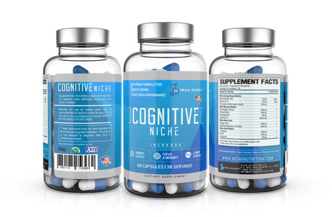 Cognitive Niche (30-day supply)