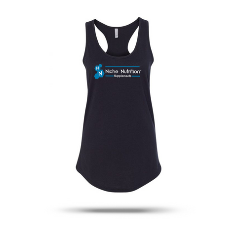 niche-nutrition - Woman's Razorback Tank-Tops - Woman's Razorback tank top