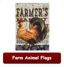 Farm Animal Flags