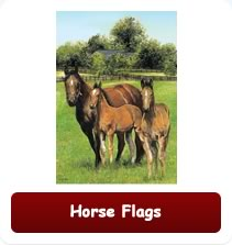 Decorative Horse Flags