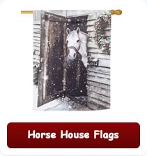 Horse House Flags