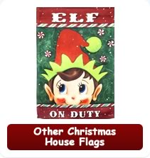 Other Christmas House Flags