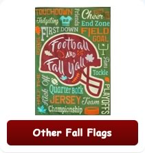 Misc. Decorative Fall Flags