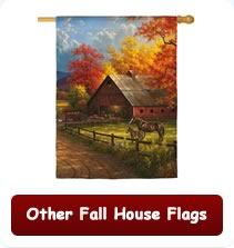 Other Fall House Flags