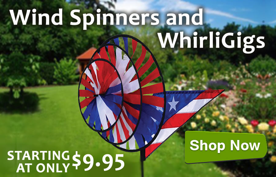 Wind Spinners and WhirliGigs