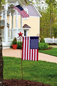 American Artistic Decorative Garden Flag - All Decorative Flags/Themes/Patriotic Flags - I AmEricas Flags