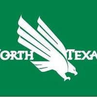 University of North Texas Eagle Logo 3x5 Flag