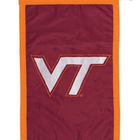 Virginia Tech Applique House Flag