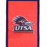 University of Texas San Antonio Applique House Flag
