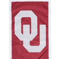 University of Oklahoma  OU Applique House Flag