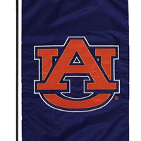 Auburn University Applique Garden Flag