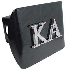 Kappa Alpha Fraternity Black Hitch Cover