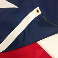 Sewn Nylon Texas Flags