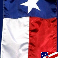 3x5 Texas House Flag with Pole Sleeve Sewn Nylon
