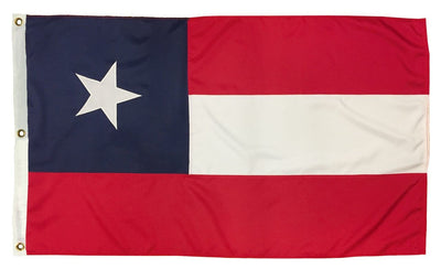 5th Texas Infantry Battle Flag 3x5 2-Ply Polyester