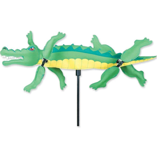 Alligator WhirliGig Wind Spinner