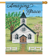Amazing Grace Chapel House Flag