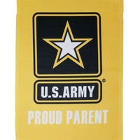 Army Proud Parent Sublimated House Flag
