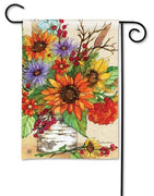 Autumn Glory Garden Flag