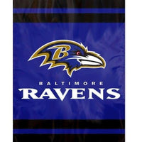 Baltimore Ravens Applique House Flag - Sports Flags/NFL National Football League/Baltimore Ravens - I AmEricas Flags