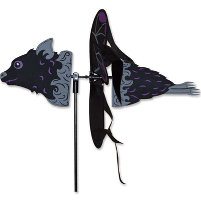 Bat Flying Petite Wind Spinner