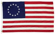 Betsy Ross Flag 5x8 2-Ply Polyester