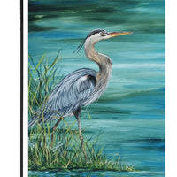 Blue Heron Garden Flag - I AmEricas Flags
