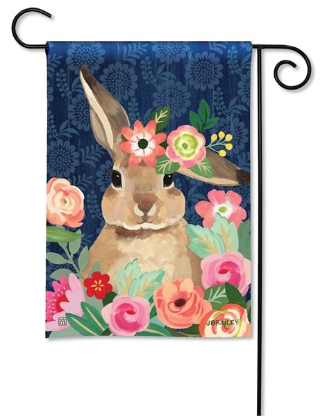 Bunny Bliss Garden Flag - All Decorative Flags/Seasons/Spring Flags - I AmEricas Flags