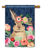 Bunny Bliss House Flag