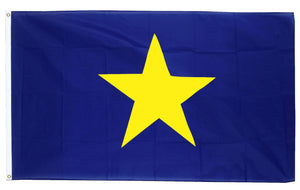 Burnet's 1st Texas Republic 3x5 Flag