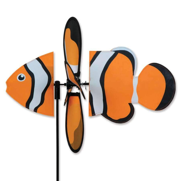 Clownfish Petite Wind Spinner