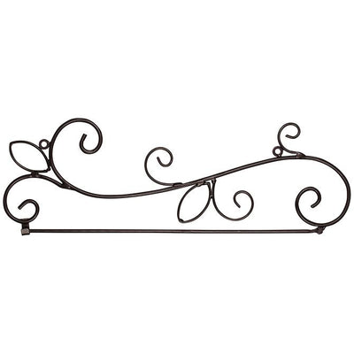 Decorative Garden Flag Wall Hanger