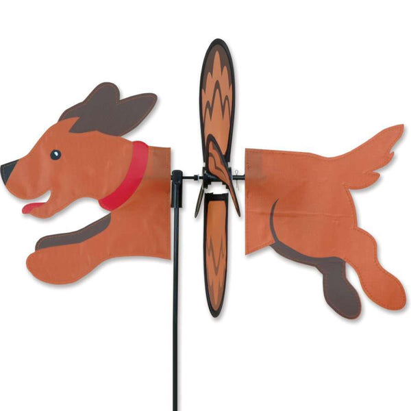 Dog Petite Wind Spinner