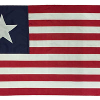1st Texas Navy Flag 3x5 2-Ply Polyester