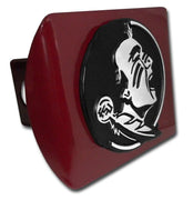 Florida State Seminole Garnet Hitch Cover