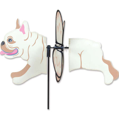 French Bulldog Petite Wind Spinner